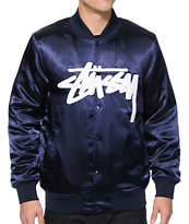 Stussy Stock Satin Jacket