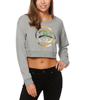 Stussy Sunset Link Crop Top