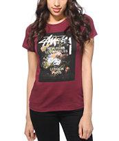 Stussy WT Floral T-Shirt