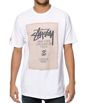 Stussy WT Stitch T-Shirt