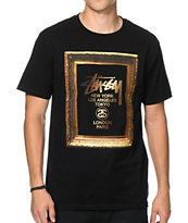 Stussy World Tour Frame T-Shirt