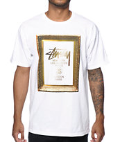 Stussy World Tour Frame T-Shirt