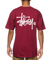 Stussy World Tour Tee Shirt