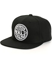 Stussy World Tribe Snapback Hat