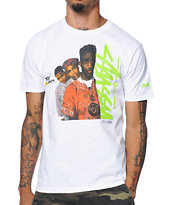 Stussy X Yo! MTV Raps De La Soul T-Shirt