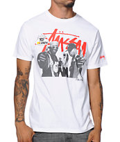 Stussy X Yo! MTV Raps Public Enemy Tee Shirt