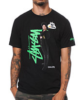 Stussy X Yo! MTV Raps Queen Latifah Tee Shirt