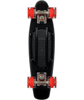 "Sunset Smoke & Fire 22"" Cruiser Complete Skateboard"