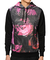 Super Massive Prism Floral Sublimated Hoodie