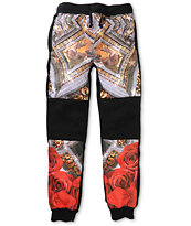 Super Massive Shrine Sublimated Jogger Pants