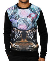 Super Massive Striking Sublimated Crew Neck Sweatshirt
