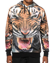 Super Massive Tiger Sublimated Hoodie