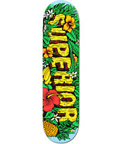 Superior Aloha 8.0 Skateboard Deck