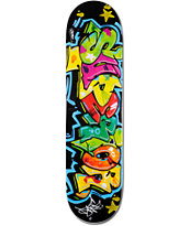 Superior Cope 2 Black 7.87 Skateboard Deck