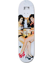 Superior Nerdy Love 8.0 Skateboard Deck