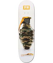 Superior Snazzy Camo Grenade 8.0 Skateboard Deck