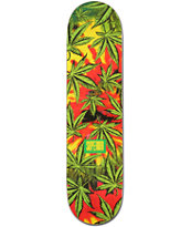 "Superior Weed Dye 7.75"" Skateboard Deck"