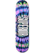 """Superior Zone 7.75"""" Skateboard Deck"""