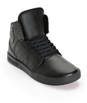 Supra Boys Atom Leather Skate Shoes