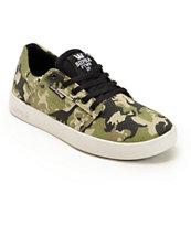 Supra Boys Westway Camo Shoes