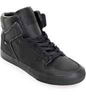 Supra Red Carpet Edition Vaider Tuf Black Shoe