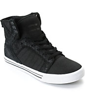 Supra Skytop Snake Nylon Skate Shoes