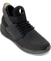 Supra Skytop V Mono Black Skate Shoes