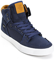 Supra Vaider Herringbone Skate Shoes