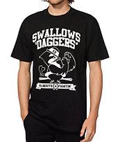 Swallows & Daggers Always Fighting T-Shirt