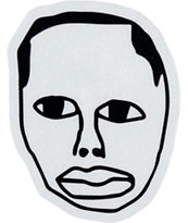 Sweatshirt By Earl Sweatshirt Reflective Face Sticker