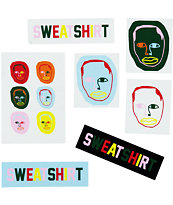 Sweatshirt By Earl Sweatshirt Sticker Pack