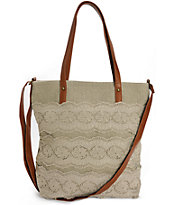 T-Shirt & Jeans Camila Crochet Tote Bag