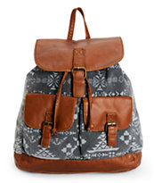 T-Shirt & Jeans Sarah Tribal Rucksack Backpack