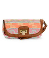 T-Shirt & Jeans Tribal Blanket Wristlet