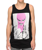 TMLS Hoodlum Black Tank Top