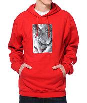 TMLS Teaser Red Pullover Hoodie