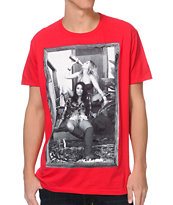 TMLS Wild Bunch Red Tee Shirt