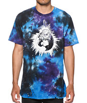 Teenage Dragon Bored Z Tie Dye Tee Shirt