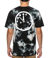 Teenage Time Flies Tie Dye Tee Shirt