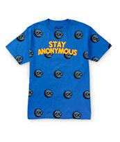 Teenage x Lurk Hard Anonymous T-Shirt
