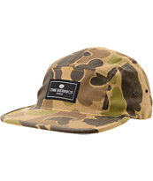 The Berrics Picked Camo 5 Panel Hat