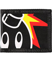 The Hundreds Adam Black Bifold Wallet