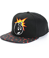 The Hundreds Adam Rose Snapback Hat