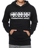 The Hundreds Airline Black Pullover Hoodie