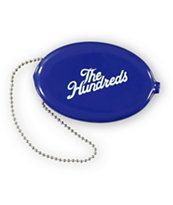 The Hundreds Blue Coin Pouch Keychain