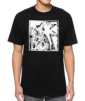 The Hundreds Boobtube Black Tee Shirt