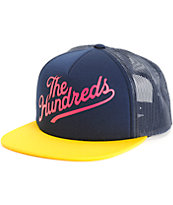 The Hundreds Books Trucker Hat