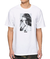 The Hundreds Brittany White Tee Shirt