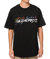 The Hundreds Brushmaker Black Tee Shirt