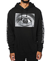 The Hundreds Charcoal Eye Hoodie